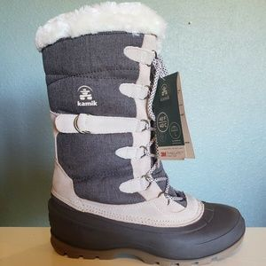 Kamik Snovalley2 Women's 9 Winter Boots NWT